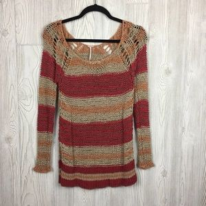 Free People Crochet Top Size XS